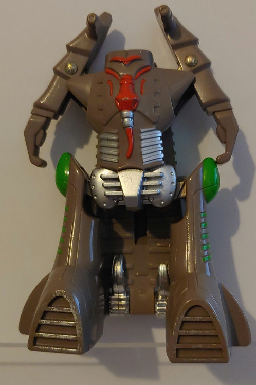 Gobots Monsterous Fangs - played with condition