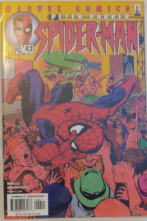 Peter Parker Spider-man #42 (140)NM