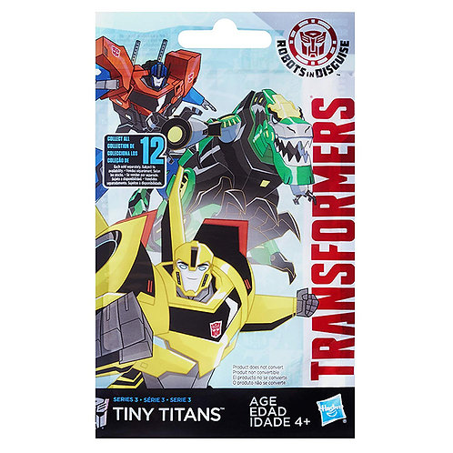 Transformers Robots in Disguise Tiny Titans