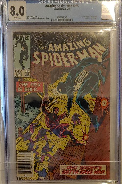 Amazing Spider-man #265-- Key!