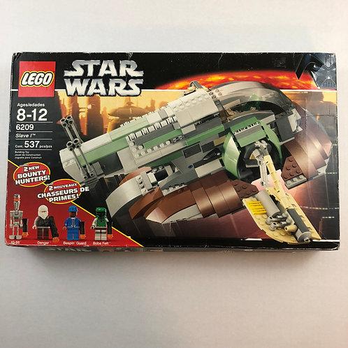 Lego Star Wars Slave l