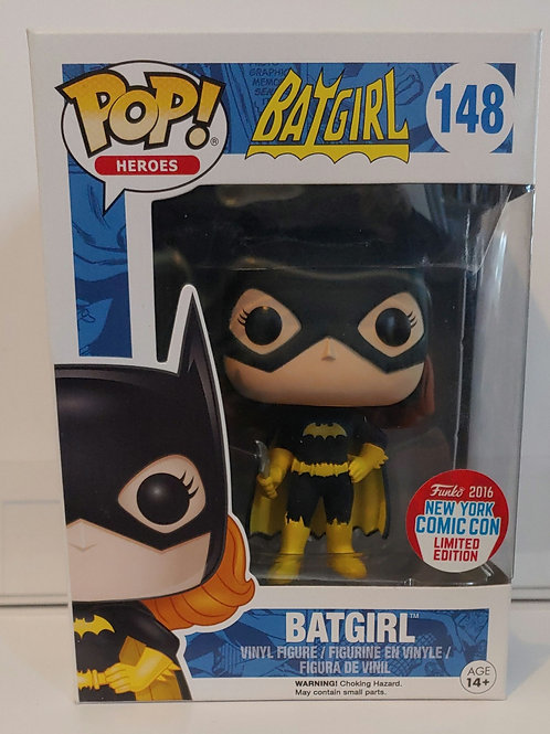 DC 2016 NYCC exclusive Batgirl