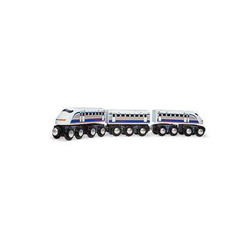 Imaginarium Express Passenger Train Purple & Gray