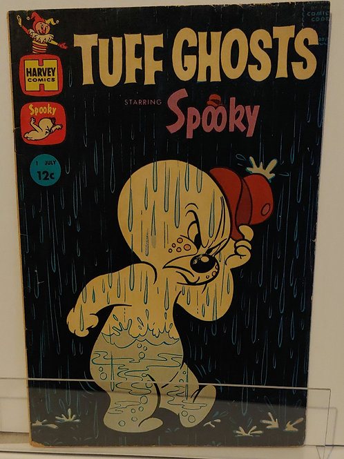 Spooky Spooktown #1 - Hard to find in this condition!