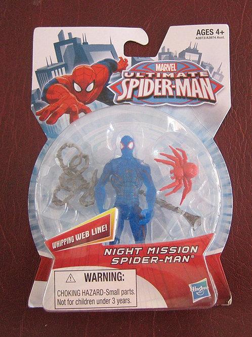 Ultimate Spider-Man Night Mission Spider-Man