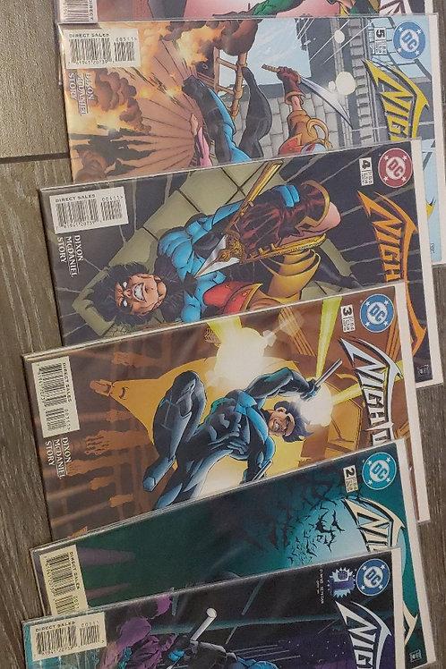 Nightwing 1- 6