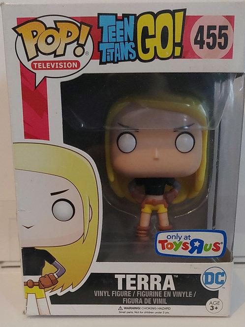 Teen Titans Go! Terra. TRU exclusive