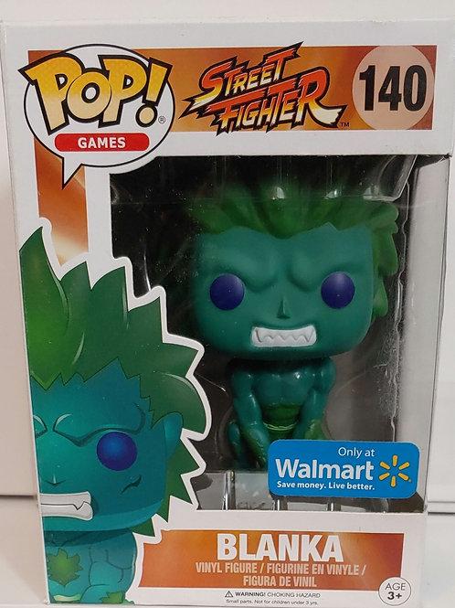 Funko Street Fighter Blanka-- Wal- Mart exclusive
