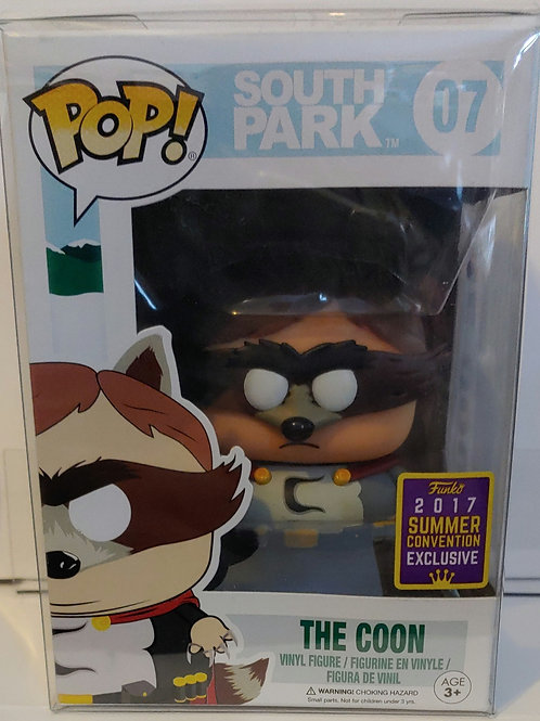 South Park-  The Coon- shared convention exclusive 2017