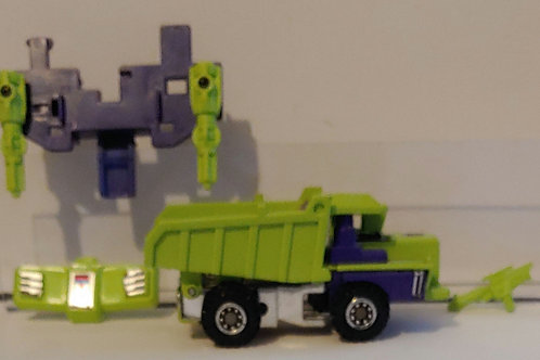 Transformers G1 Long Haul - Complete!