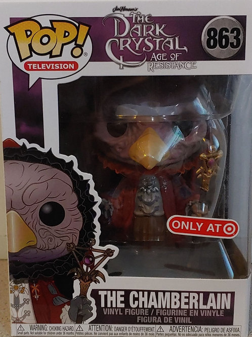 Dark Crystal Chamberlain Pop