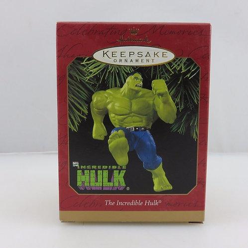 The Incredible Hulk Keepsake Ornament