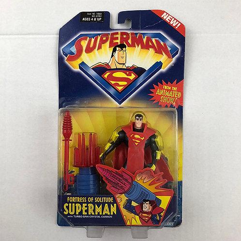 Superman Fortress of Solitude Superman