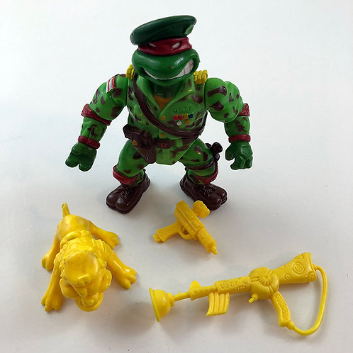 1991 Raph, The Green Beret
