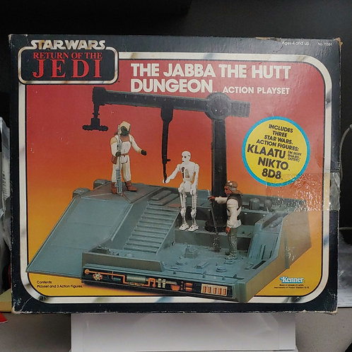 Star Wars Jabba the Hutt Dungeon