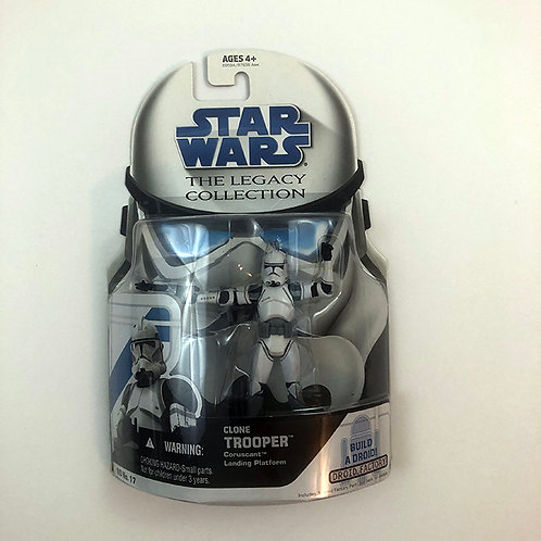 Star Wars The Legacy Collection Clone Trooper