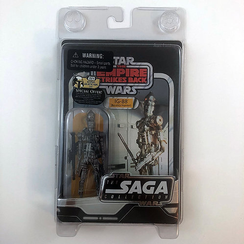 Star Wars The Empire Strikes Back The Saga Collection IG-88