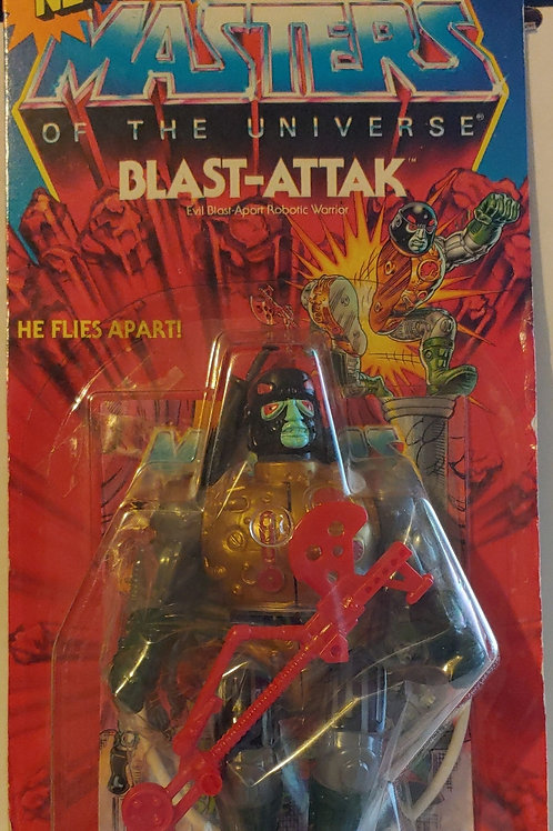 Masters of the Universe Blast-Attak