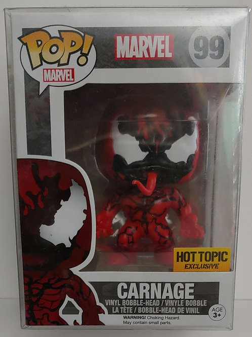 Carnage Pop  Hot Topic Exclusive!