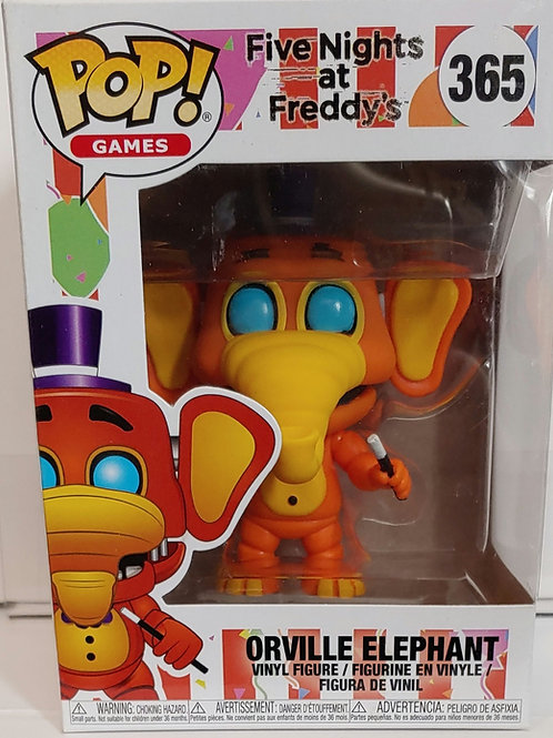 5 Nights at Freddy's Orville Elephant pop