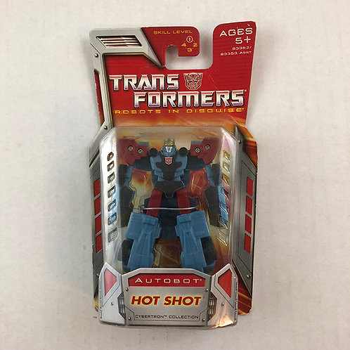 Transformers Robots in Disguise Autobot Hot Shot