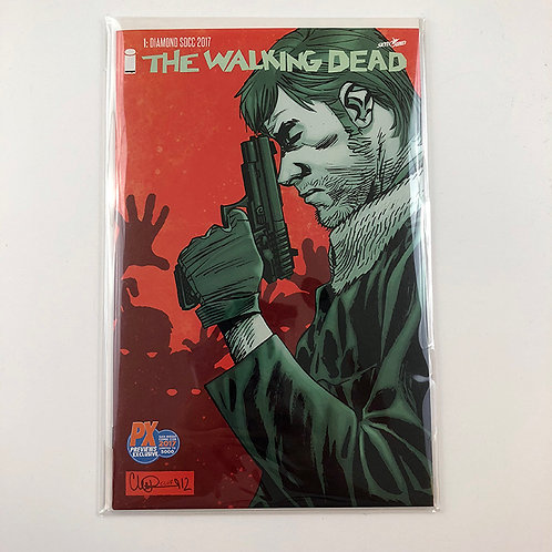 Walking Dead #1  variant cover