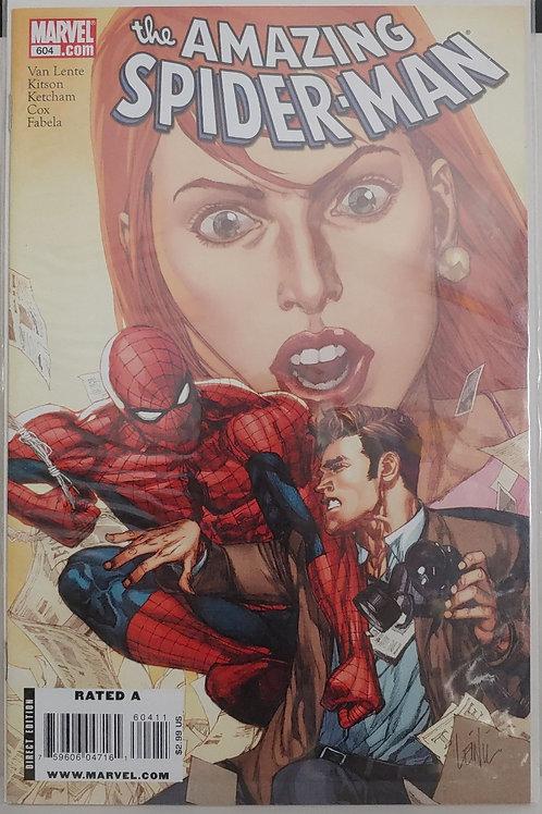 Amazing Spider-man # 604