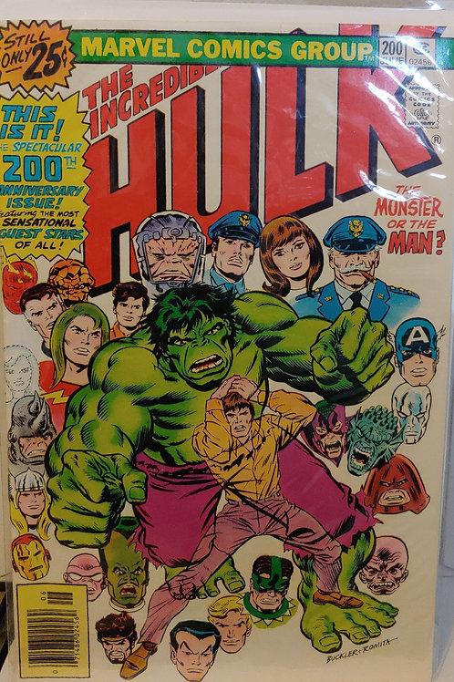 Incredible Hulk #200