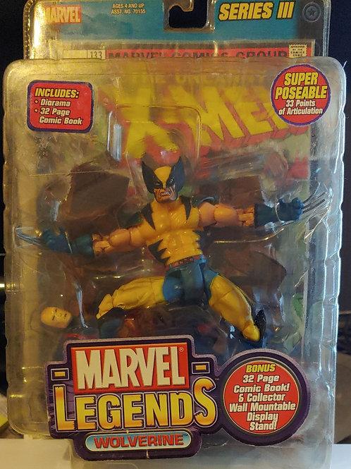 Marvel Legends Series 3 Wolverine