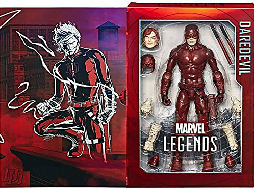 Dare Devil Marvel Legend Series - Unopened