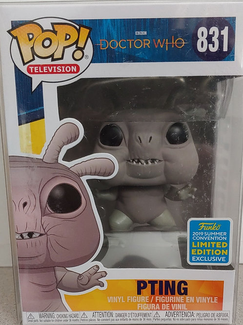 Dr. Who Pting Shared Exclusive