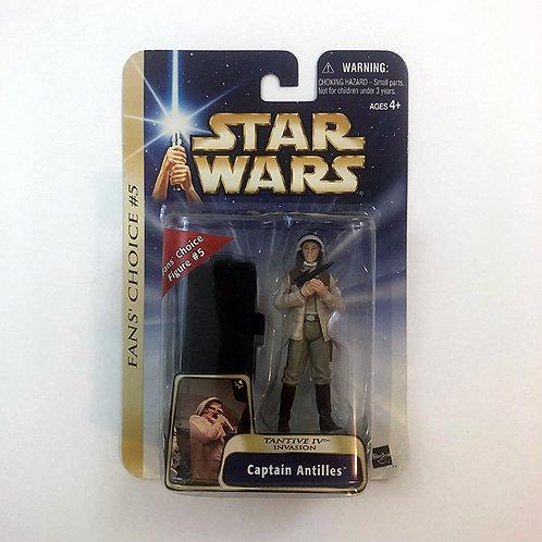 Star Wars Fan's Choice #5 Captain Antilles