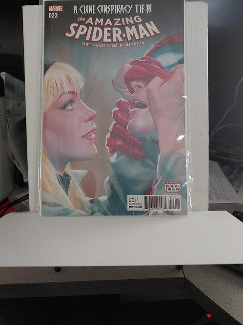 Amazing Spider-man Vol. 4  #23