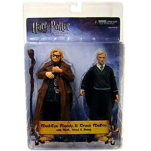 Harry Potter Mad-Eye Moody & Draco Malfoy