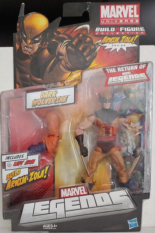 Marvel Legends Dark Wolverine