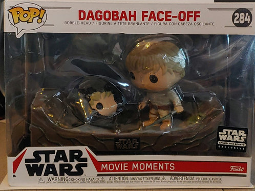 Star Wars Dagobah Face-Off- exclusive