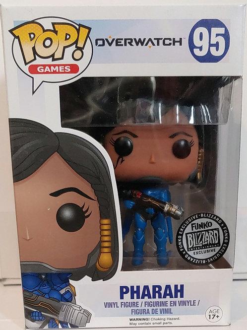 Overwatch Pharah - blue uniform exclusive