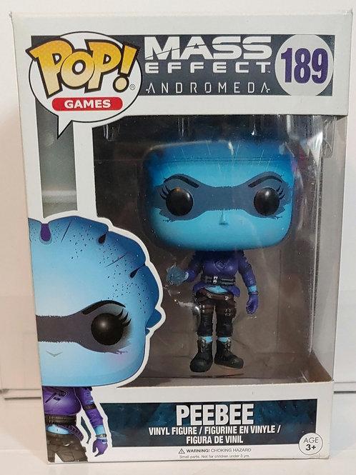 Mass Effect Peebee
