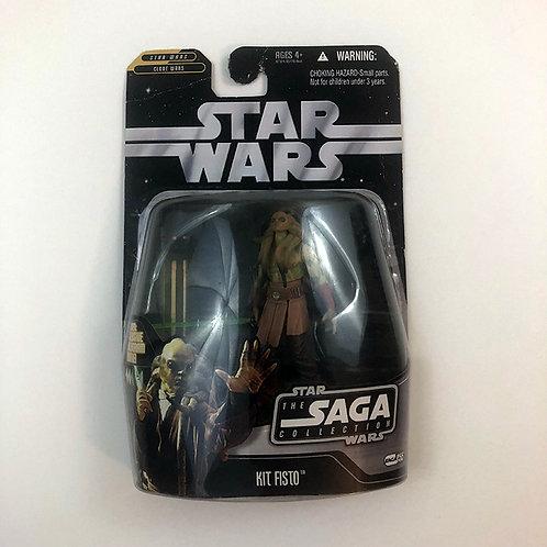Star Wars The Saga Collection Kit Fisto