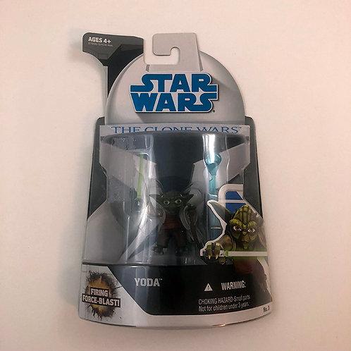 Star Wars The Clone Wars Yoda