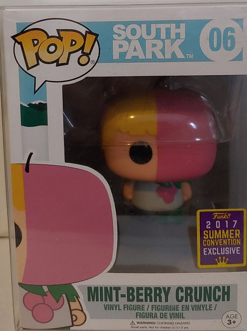 Mint-berry Crunch-- South Park excl.