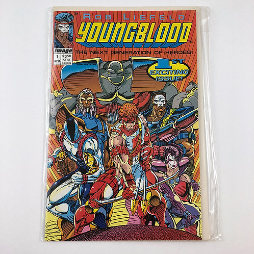 Youngblood The Next Generation of Heroes! Apr 1