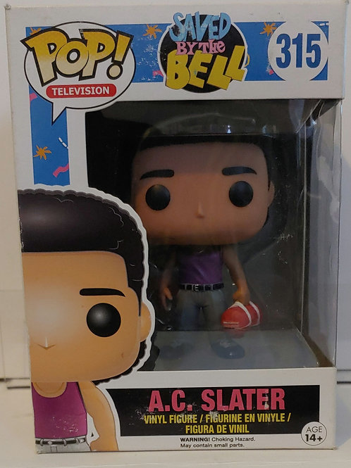 Saved by the Bell AC Slater