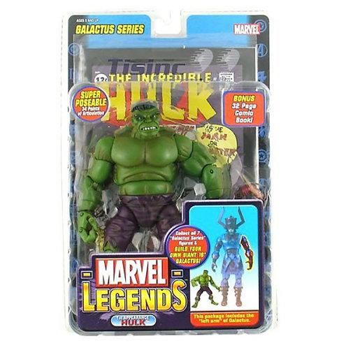 Marvel Legends 1st Appearance Hulk Galactus Series