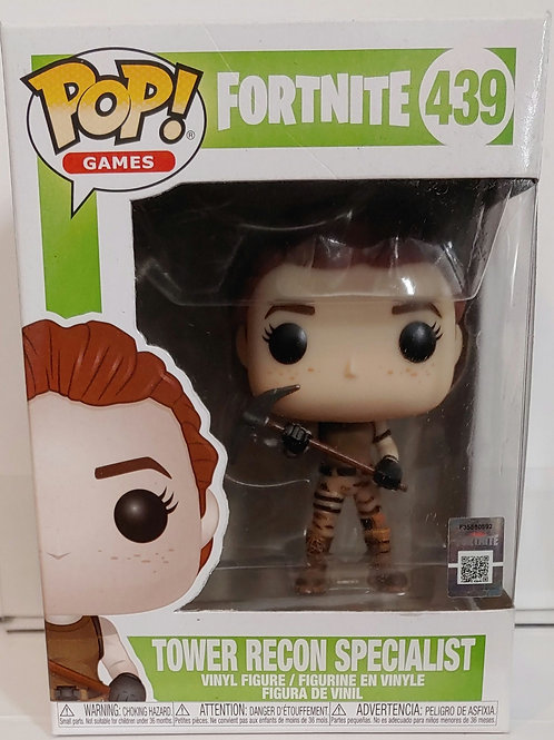Fortnite Tower Recon Specialist pop