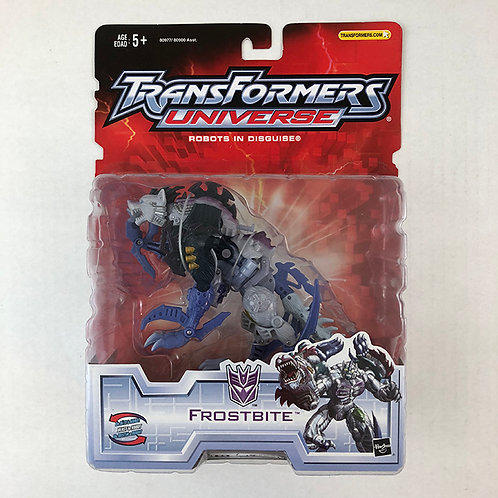 Transformers Universe Robots in Disguise Frostbite