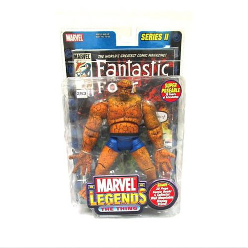 Marvel Legends The Thing Series 2