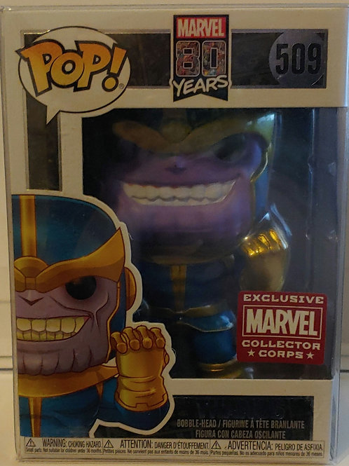 Funko Marvel's Collector Corps Thanos-exclusive