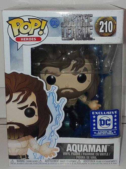 Legion of Collectors exclusive Aquaman