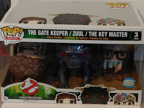 Pop Ghostbusters 3 pack--sealed